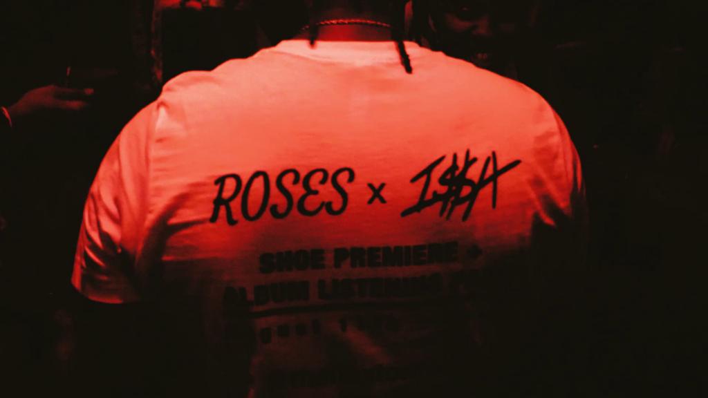 Roses x Issa