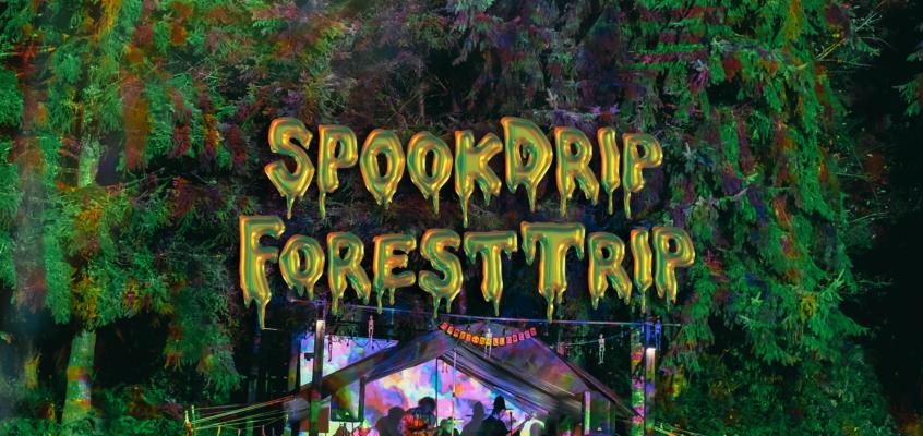 SpookDrip ForestTrip